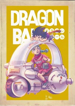 Dragon Ball the early days by Savedra