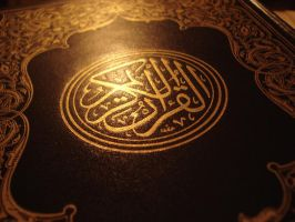 The Holy Qur'an by sandybelly