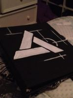 Abstergo binder by Lightningpony