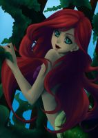 Ariel by Iksia