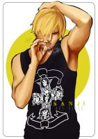 Sanji by HarryYong