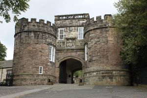 Skipton Castle 14 by Tasastock