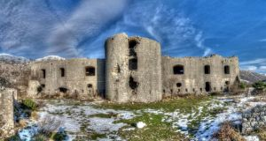 HDR Kosmac fort by rade32