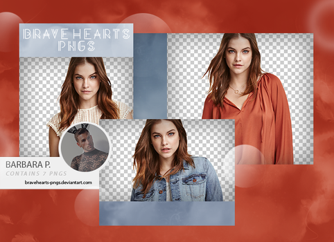 Pack png 815: Barbara Palvin by BraveHearts-PNGS
