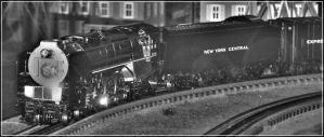 Olde Timey: New York Central by evanASF27