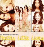 Pretty Little Liars Photoshoot by FlawlessSmile13