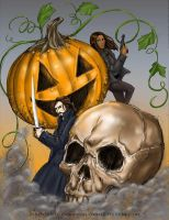 Sleepy Hollow TV Show by sketchditto