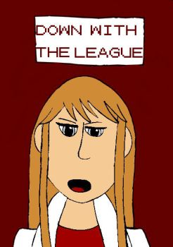 Down with the League by Pinkpeach112