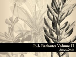 Botanicals - PJ Redoute Vol.2 by remittancegirl