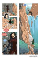 Asami Loves Korra: Battle Couple, part 3 by JakeRichmond