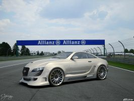 Audi R10 s - sport version-2 by cipriany