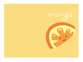 Orange by Neostarfire55