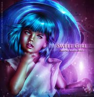 Sweet Girl by saritaangel07