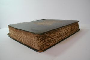 Stock - Old Battered Book 3 by OghamMoon