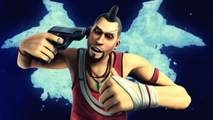 Vaas - Scout by Deniszizen