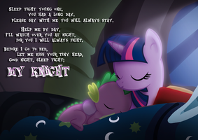 Good Night, Sleep Tight by WildSoulWS