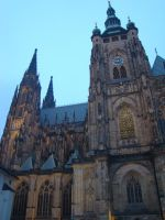 St. Vitus Cathedral 2 by LadyScale
