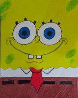 Spongebob Squarepants by bookworm0608