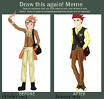 draw this again Rory by madeinstuch