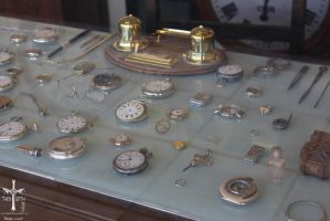 Victorian Pocketwatches I by TheoGothStock