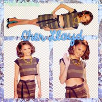 Pack Cher Lloyd by militinista10
