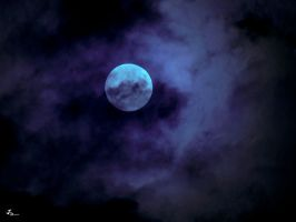 Blue Moon 8/30/12 by Jonathan-Flash