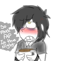 So much Fap in the night by jazmini27