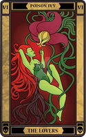 THE LOVERS: Poison Ivy by ne0nic0