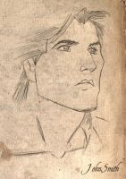 John Smith Sketch by SimonPovey