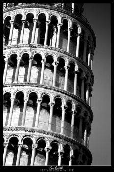 Tower of Pisa by quezado