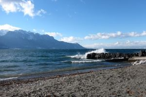 Switzerland Montreux Leman 2 by elodie50a