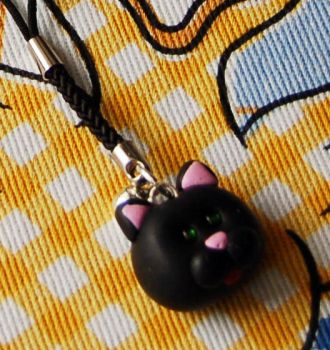 black cat cellular chain by trapus