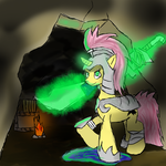 Request:Racket and the Cave by marky1212