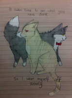 I Never Got Through To You by Finchpaw