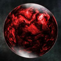 The Red Planet by raolain