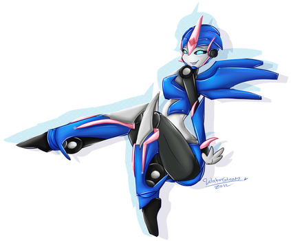 Arcee by WaterGleam