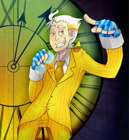 Clockman by Iddle-Diddle