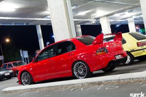 Red Evo by small-sk8er