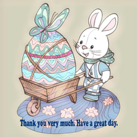 Easter-thank-you by SueJO