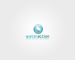 water action logotype by okiz