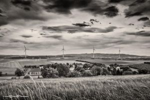 Electric Wind #08 by artofphotograhy