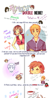 Double Meme (UKxNyoUS) by Anniih