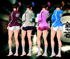 Makoto Aihara(Default) Rumble Roses XX by XKamsonX