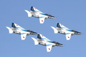 Blue Impulse by DDmurasame