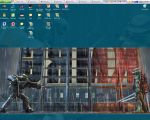Work Desktop 8-10-07 by GalvatronPrime