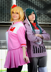 Kagerou Project - Mekaku City Girls by BernieCOSPLAY