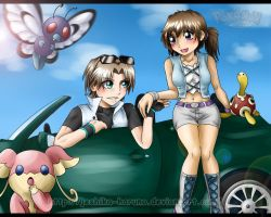 CE: ride my car? by Jeshika-Haruno