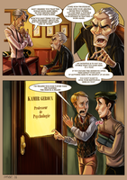 Monsieur Charlatan Page 16 by DrSlug