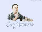 Jim Parsons's Wallpaper by hidingmymess