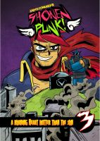 Shonen Punk vol3 cover by andehpinkard